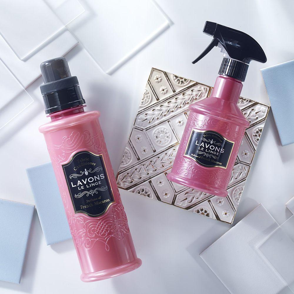 ネイチャーラボ公式:ラボン ファブリックミスト フレンチマカロンの香り 詰め替え 320ml・イメージ写真6