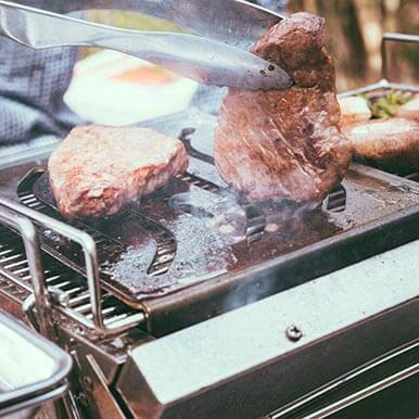ちょっとした焼き料理を楽しみたい方にはこのセット!