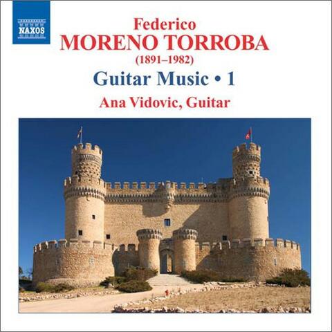 モレノ・トローバ(1891-1982): ギター作品集 第1集