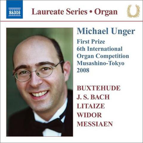 期待の新進演奏家シリーズ/ マイケル・アンガー オルガン・リサイタル