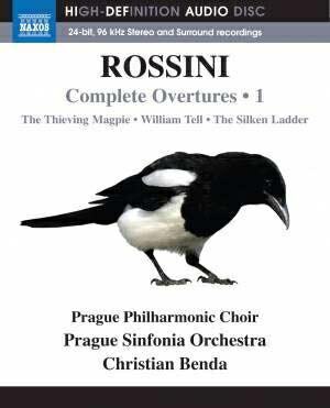 ロッシーニ(1792-1868): 序曲全集 第1集