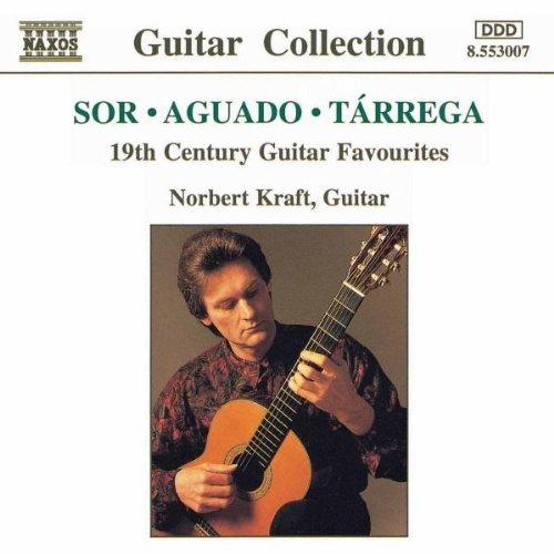 ソル、アグアド、タルレガ: 19世紀ギター名曲集