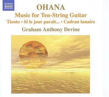 オアナ(1913-1992): 十弦ギターのための作品集