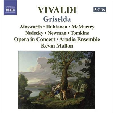 ヴィヴァルディ(1678-1741): 歌劇「グリセルダ」