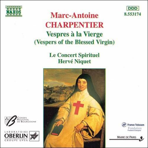 シャルパンティエ(1643-1704): 聖母マリアの夕べの祈り