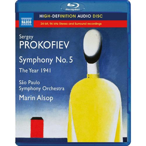 プロコフィエフ(1891-1953): 交響曲 第5番/ 交響組曲「1941年」