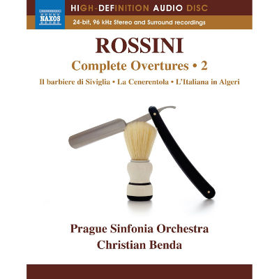 ロッシーニ(1792-1868): 序曲全集 第2集