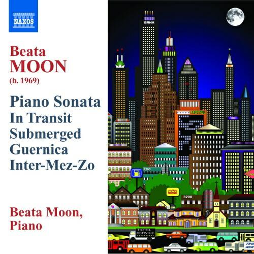 ムーン(1969-): ピアノ作品集