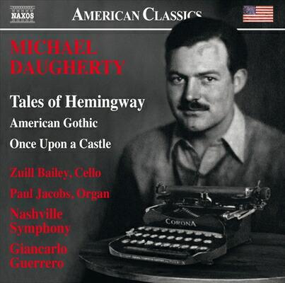 ドアティ(1954-): ヘミングウェイの物語/ アメリカン・ゴシック/ いつか城で