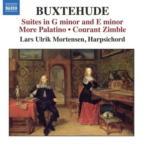 ブクステフーデ(1637-1707): ハープシコード音楽集 第2集