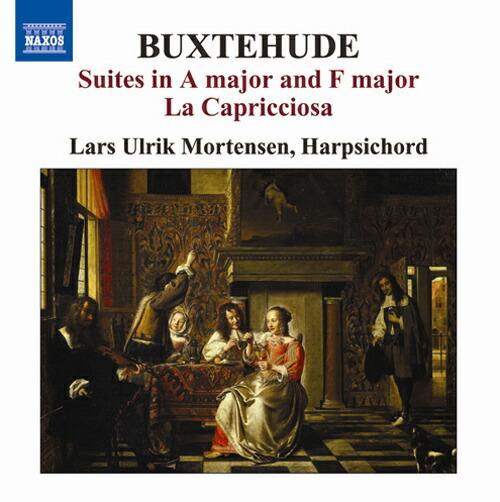 ブクステフーデ(1637-1707): ハープシコード作品集 第3集