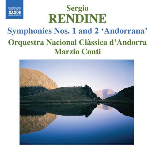 レンディーネ(1954-): 交響曲 第1番・第2番