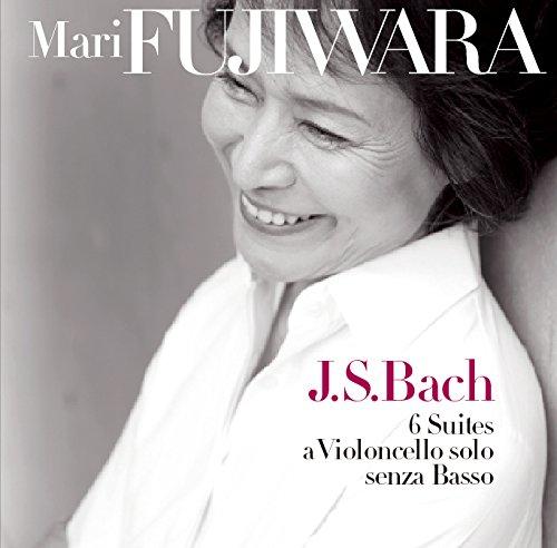 藤原 真理  J.S.バッハ(1685-1750): 無伴奏チェロ組曲 全6曲