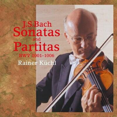ライナー・キュッヒル  J.S.バッハ(1685-1750): 無伴奏ヴァイオリンのためのソナタとパルティータ