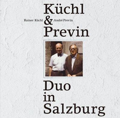 キュッヒル&プレヴィン  デュオ・イン・ザルツブルク