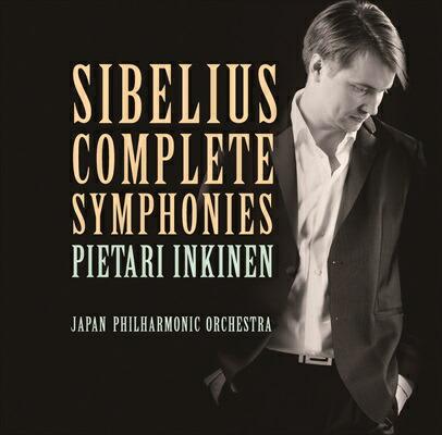 シベリウス(1865-1957): 交響曲全集[CD 4枚組 BOX]