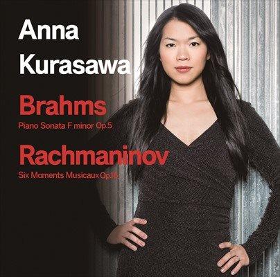 倉澤杏菜  ブラームス:ピアノ・ソナタ ヘ短調Op.5/ ラフマニノフ:楽興の時 Op.16