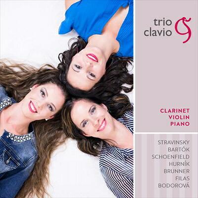 トリオ・クラヴィオ  ピアノ三重奏曲集