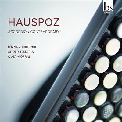 HAUSPOZ  現代のアコーディオン作品集