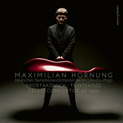 「1966年のチェロ協奏曲」 ショスタコーヴィチ(1906-1975): チェロ協奏曲 第2番 Op.126/ ツィンツァーゼ(1925-1991): チェロ協奏曲 第2番