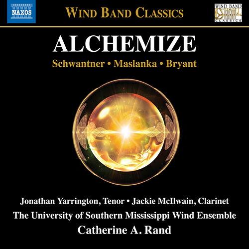 ALCHEMIZE - 錬金術  吹奏楽のための音楽