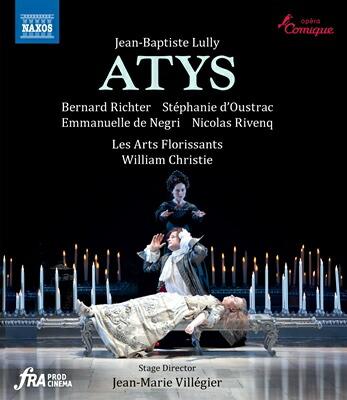 リュリ 歌劇 アティス