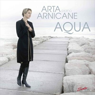 Aqua  アルタ・アルニカーネ  ピアノ・リサイタル