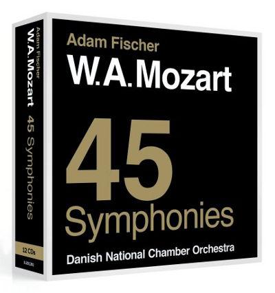 モーツァルト(1756-1791): 交響曲全集(12枚組BOX)