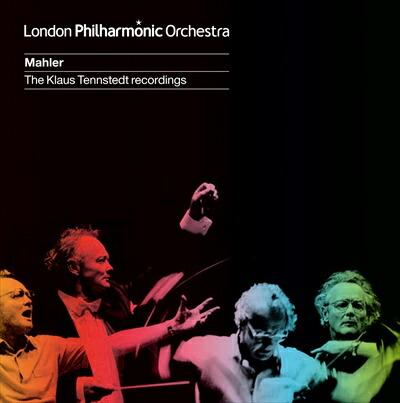 マーラー(1860-1911):交響曲集  クラウス・テンシュテット&<br>ロンドン・フィルハーモニー管弦楽団  ライヴレコーディング集