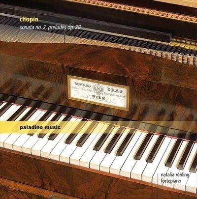 1830年代のグラーフ製フォルテピアノで聴くショパン作品集