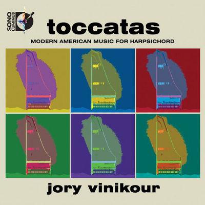 トッカータ 〜  ハープシコードのための近代アメリカ音楽集