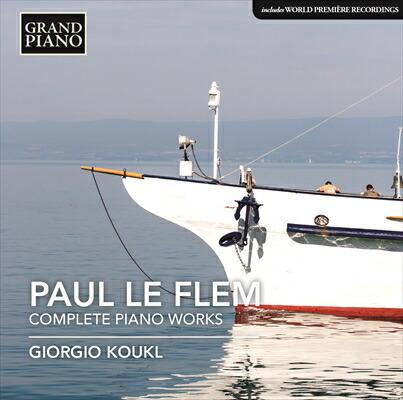 ル・フレム(1881-1984): ピアノ作品全集