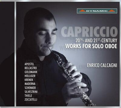 カプリッチョ 〜 20世紀と21世紀のオーボエ・ソロ作品集