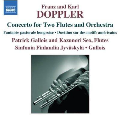 F.ドップラー、K.ドップラー: フルートと管弦楽のための作品集
