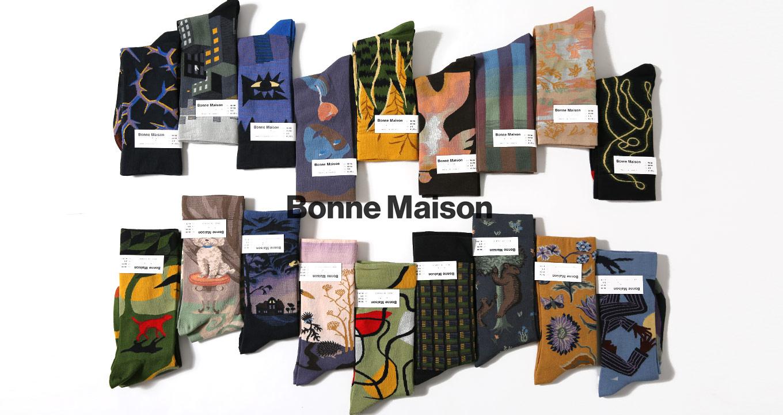 Bonne Maison(ボンヌメゾン)
