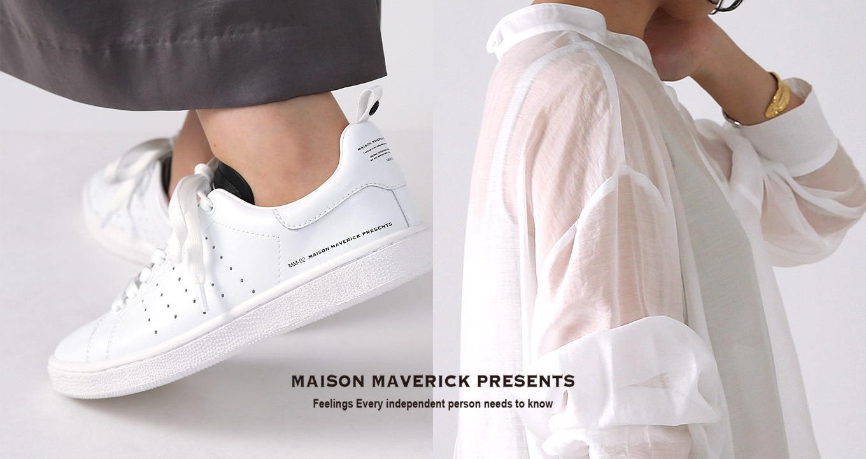 MAISON MAVERICK PRESENTS(メゾンマーベリックプレゼンツ)