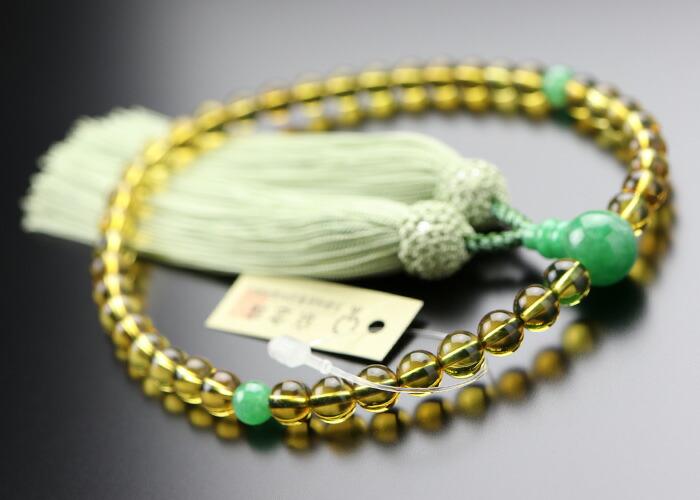 琥珀 数珠