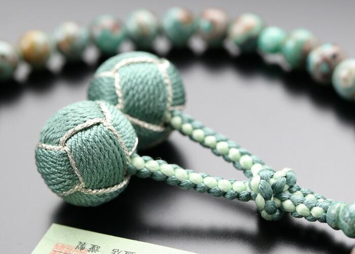 数珠 2色梵天房