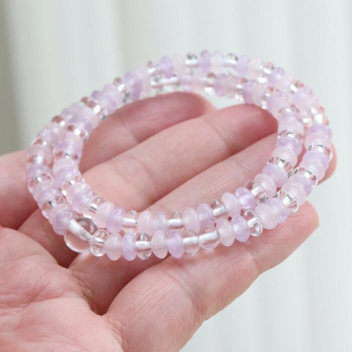 108玉 数珠ブレスレット