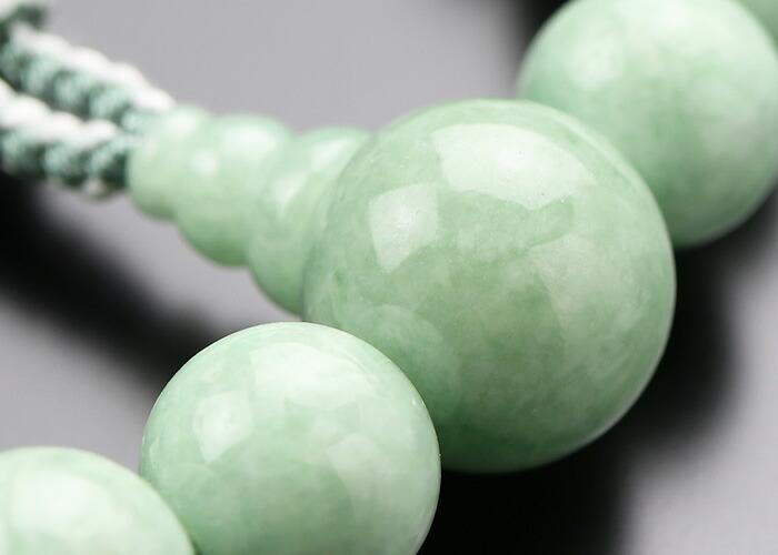 翡翠 数珠