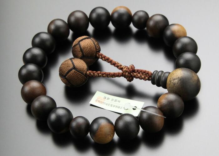 黒柿 数珠
