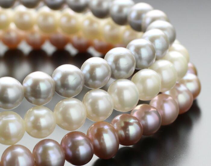 数珠 女性用 真珠