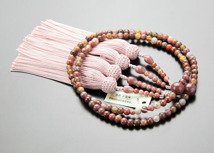 数珠 瑪瑙 女性用
