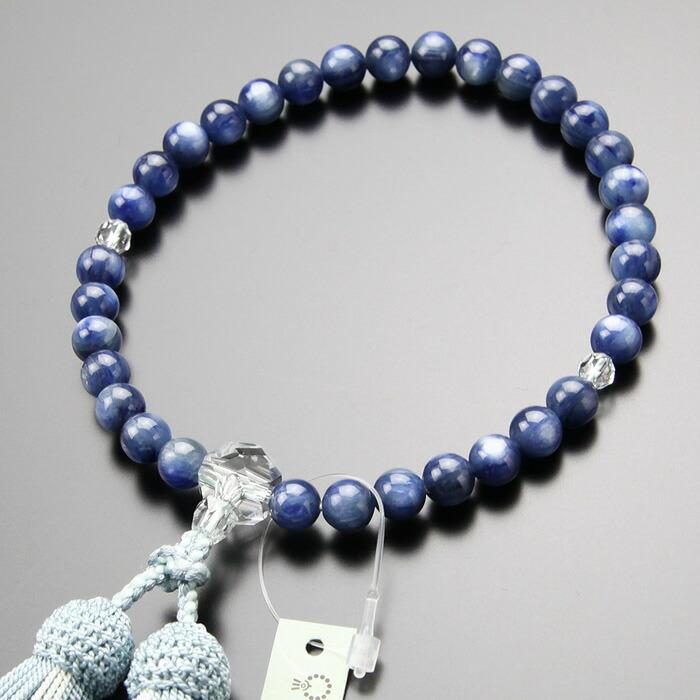 カイヤナイト 数珠