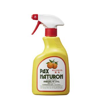 パックスナチュロンお風呂洗い用石けん泡スプレー