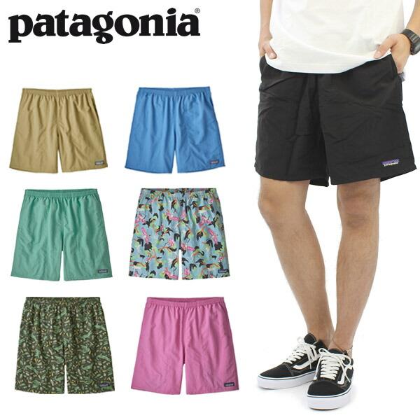 patagonia【Mens Baggies Long 7inch】商品情報はコチラから