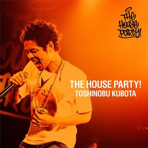 3周まわって素でLive! 〜THE HOUSE PARTY!〜 [DVD付初回限定盤][CD] / 久保田利伸