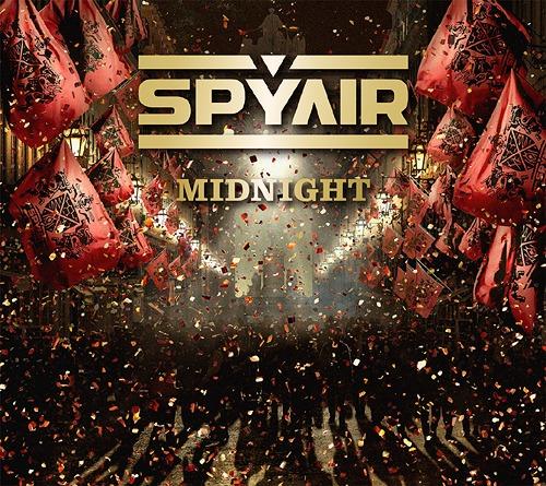 MIDNIGHT[CD] / SPYAIR