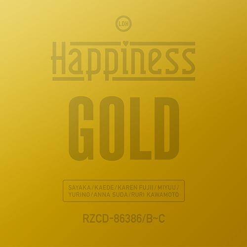 GOLD [2DVD付初回限定盤][CD] / Happiness