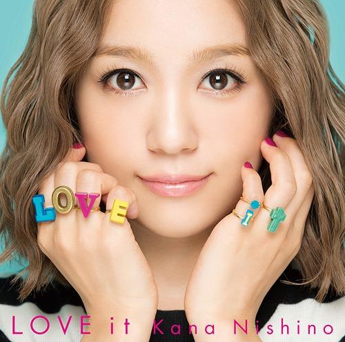 LOVE it [通常盤][CD] / 西野カナ